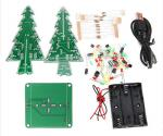 Kerstboom 3D Color Led kit