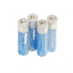Battery AAA, 4 pcs, HQ Alkaline