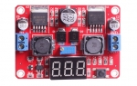 Step Up/Down DC-DC Converter/Display