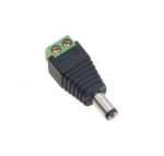 12V connector male