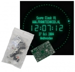 Oscilloscope Clock Kit V2