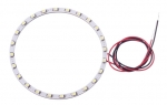 Led Ring 90mm Cool White (slim)